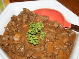 madere cuisine rognons de boeuf sauce madère recette ptitchef