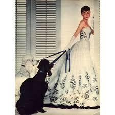 Black And White Wedding Dress Black And White Wedding Gowns The Wedding Specialiststhe Wedding