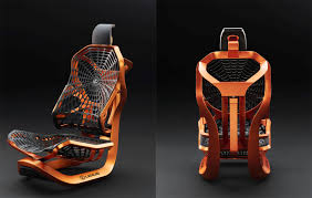 lexus australia history lexus u0027 super comfy kinetic car seat is made from synthetic spider