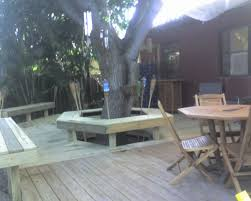 Patio Around Tree Wood Deck Patio Archives U2014 Miami General Contractor
