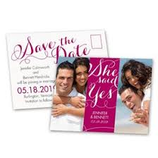 cheap save the date postcards save the date postcards s bridal bargains