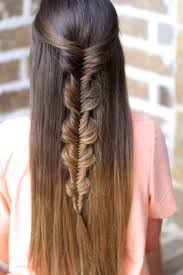 125 best fish tail braids images on pinterest hairstyle plaits