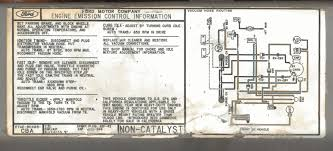 Need Help On The Vacuum Line Diagram On A 460 Motor Ford Truck