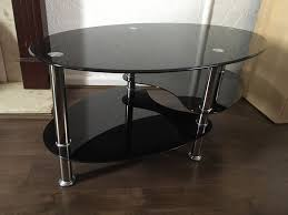 Cara Coffee Table Cara Coffee Table Black Glass Split Shelf In St Annes Bristol