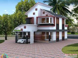 home architecture 1535 sq ft modern home architecture kerala home design bloglovin