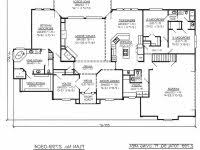 big kitchen house plans large adobe house plans homes zone