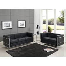 Eileen Gray Side Table by Modern Dezignz Leather Le Corbusier Lc2 Loveseat And Sofa In