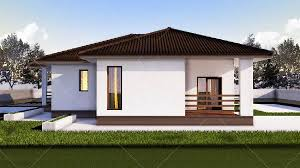 one home designs one exterior house design contemporary single floor home