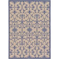7 X 10 Outdoor Rug Southwestern 7 X 10 Area Rugs Rugs The Home Depot