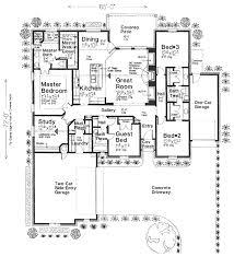 european style house plan 3 beds 3 00 baths 2248 sq ft plan 310 966