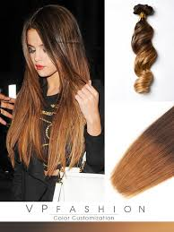 vp hair extensions two colors ombre clip in hair extensions m0530a m0530a