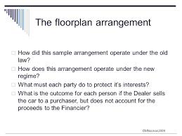 What Is The Floor Plan Commercial Transactions Ppt Download