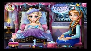 disney u0027s princess frozen anna and elsa disney frozen movie game