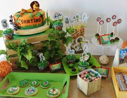 1st birthday boy themes 1st birthday party table setup image inspiration of cake and