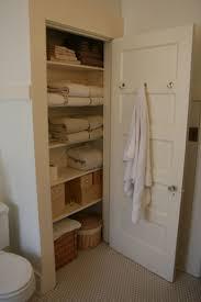 bathroom closet door ideas bathroom linen closet doors best bathroom decoration