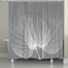 Masculine Shower Curtains Modern Shower Curtains Allmodern