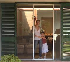 Patio Screen Door How To Prepare Your Home For With Retractable Patio Screen