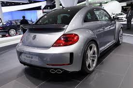 grey volkswagen bug volkswagen beetle r concept revealed at frankfurt motor show
