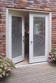 Vinyl Sliding Patio Doors With Blinds Between The Glass Benefits In Installing French Door Blinds Kristenkingfreelancing Com