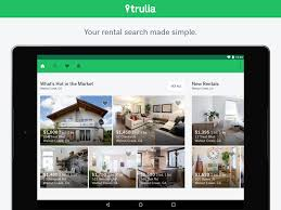 Homes For Rent In My Area by Trulia Rent Apartments U0026 Homes Android Apps On Google Play