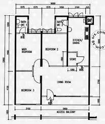 3 floor plans floor plans for bedok south avenue 3 hdb details srx property