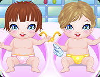 Game My New Room - my newborn twins games