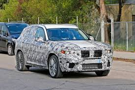 2018 bmw x3 spy shots new suv price new suv price