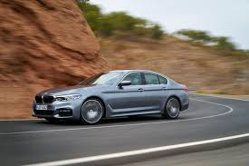 luxury bmw 2017 2017 bmw 5 series debuts lighter and more luxurious autoguide