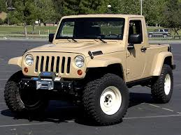 truck jeeps jeep jt wrangler concept truck all about it