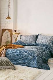 magical thinking boho stripe duvet cover urban outfitters in