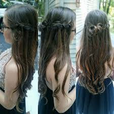 42 alluring homecoming hairstyles that will instantly nominate you