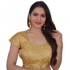 golden blouse golden blouses buy golden blouses for in india