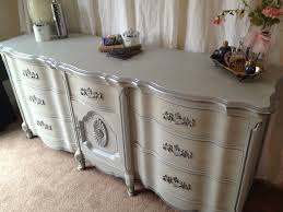 vintage french provincial dresser paris grey silver b vintage posted on march 5 2013