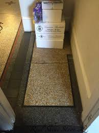 terrazzo floor restoration polishing london