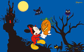 halloween wallpaper free free screensaver mickey mouse halloween backround mickey mouse