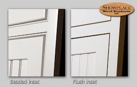 inset cabinets showplace quality and features