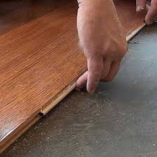switch direction of hardwood floor how to