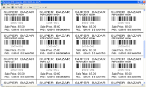 Barcode Designs For Bar Code Printing Software Barcode Design Software Barcode Labels