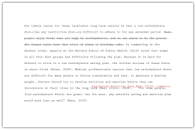 how to write a reasearch paper developing a final draft of a research paper engl 1010 image