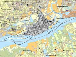 philadelphia international airport map penndesign penndesign