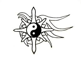 compass design linework by akeyami on deviantart