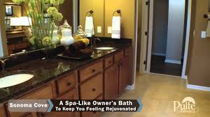 the sonoma cove by pulte homes raleigh nc youtube