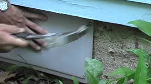 how to get rid of musty crawl space odors ask the expert the