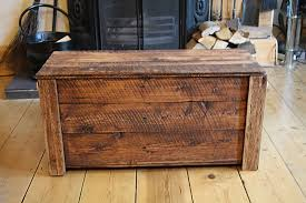 Chest Coffee Table Rustic Trunk Coffee Table Plans