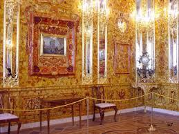chambre d ambre petersbourg palais de catherine tsarskoie selo et vespri