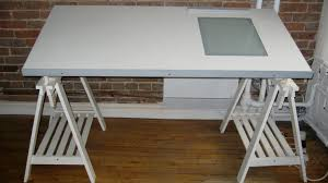 Simple Drafting Table Furniture Fascinating Adjustable Drafting Table For Designer