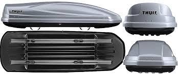 porta sci per auto thule originali porta tutto portasci e porta bici usati o