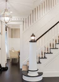 Banister Newel Newel Posts Staircase Beach With Banister Pendant Light Stair