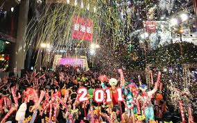 Power And Light New Years Eve Best Places To Spend New Year U0027s Eve Travel Leisure