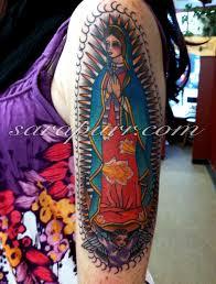 mexican sara purr tattoo